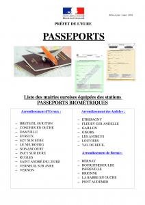 Liste des mairies +®quip+®es station passeports-1