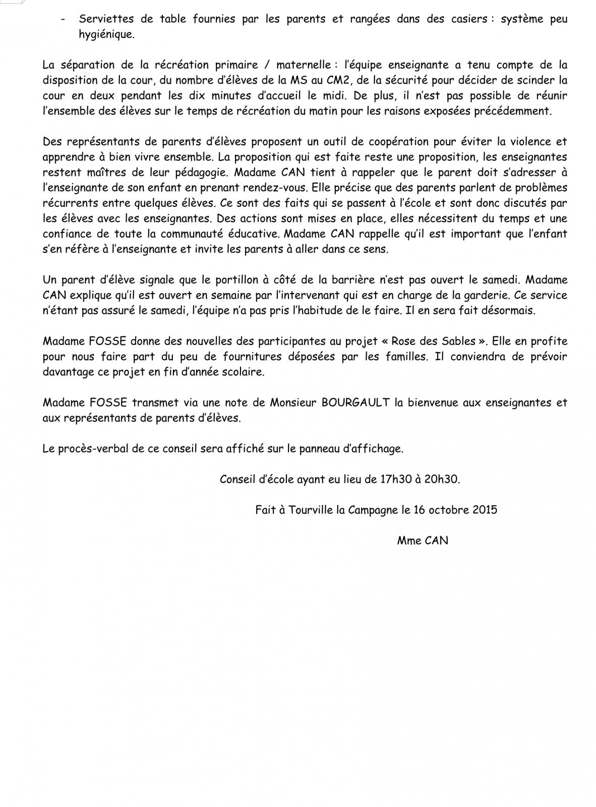 PV Conseil d'école 16 Novembre 2015 Page 8