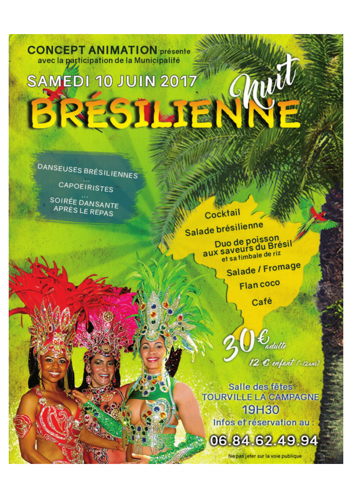 NUIT BRESILIENNE-1