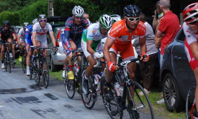 cycliste pays du roumois
