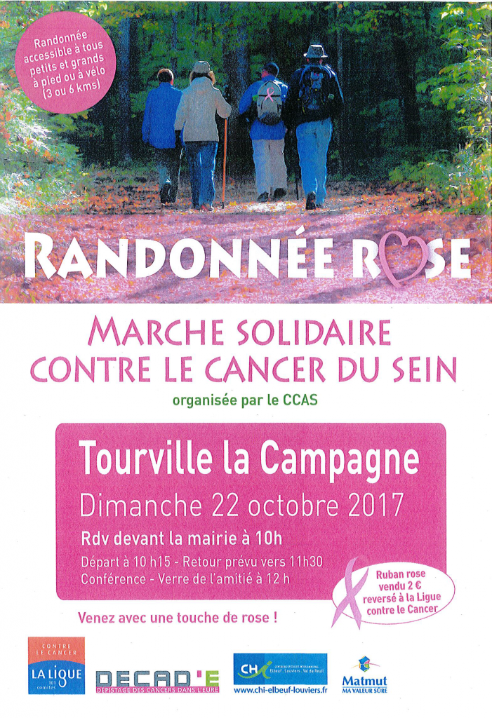 RANDONNEE ROSE FLYERS