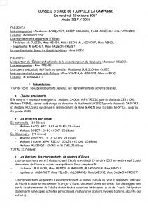 Conseil D ECOLE 20 OCTOBRE 2017-1