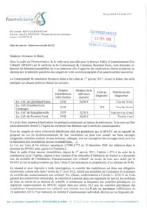 REDEVANCE ANNUELLE SPANC-1